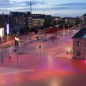 Superkilen / Topotek 1 + BIG Architects + Superflex © Iwan Baan