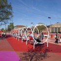 Superkilen / Topotek 1 + BIG Architects + Superflex © Torben Eskerod