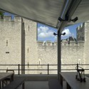 Tower Wharf Cafe / Tony Fretton Architects © Peter Cook