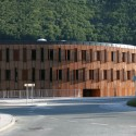 Administrative Center Jesenice / Studio Kalamar Courtesy of Studio Kalamar