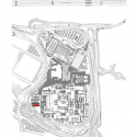 Tower B1 / Valle Architetti Site Plan