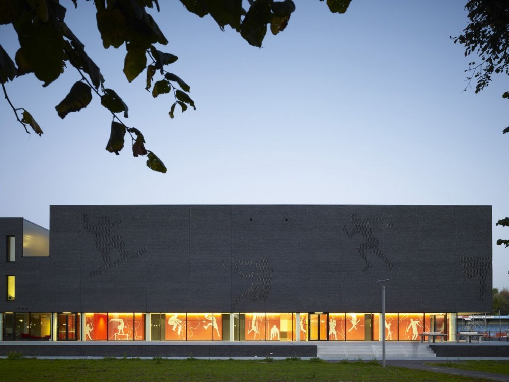 Fontys Sports College / Mecanoo