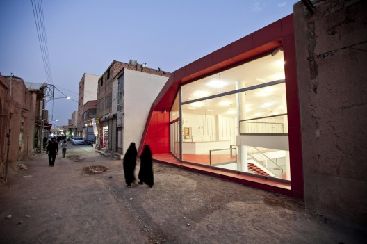 No Name Shop / Iranian Architectural Atelier  Farshid Nasrabadi