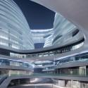 Galaxy Soho / Zaha Hadid Architects © Iwan Baan