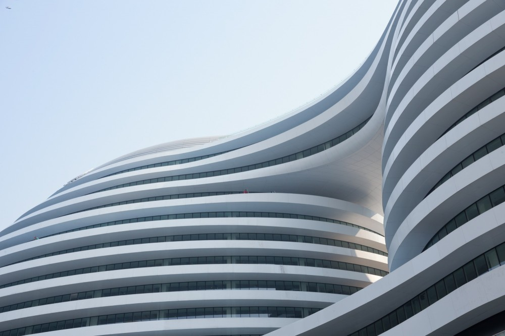 Galaxy Soho / Zaha Hadid Architects