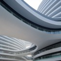 Galaxy Soho / Zaha Hadid Architects © Iwan Baan