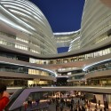 Galaxy Soho / Zaha Hadid Architects Courtesy of Zaha Hadid Architects
