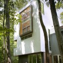 Forest House / Kube Architecture © Paul Burk