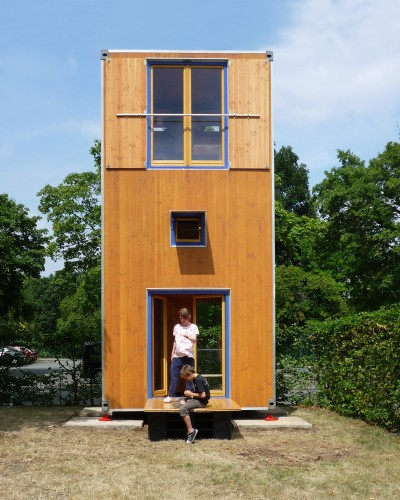Home Box / Architech - Architecture and Technology Courtesy of Architech - Architecture and Technology
