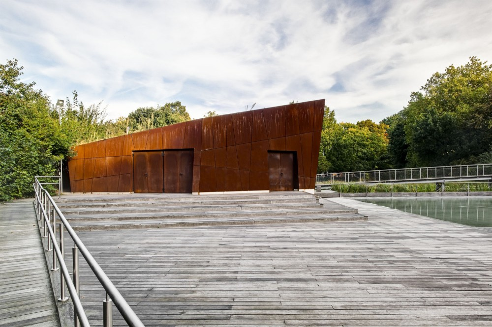 Boekenberg Park / OMGEVING