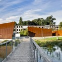 Boekenberg Park / OMGEVING Courtesy of OMGEVING