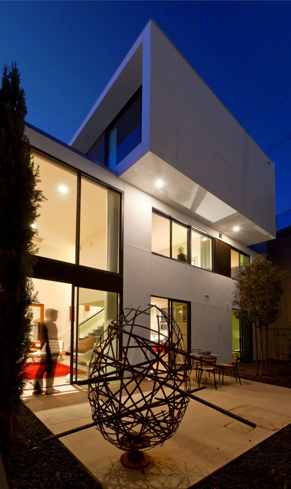 The Charmer / Jonathan Segal Architect