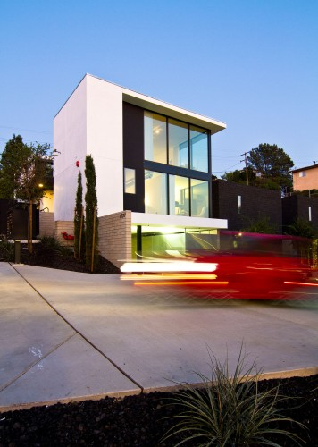 The Charmer / Jonathan Segal Architect © Matthew Segal & Jeffrey Durkin