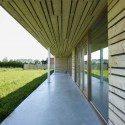 Buddhist Meditation Centre Metta Vihara / bureau SLA Courtesy of bureau SLA