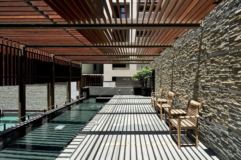 A Residential Pavilion & Landscape of Hai Hau-The Great / Arcadian Architecture+Design
