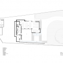 Lucerne / Daniel Marshall Architects Ground Floor Plan