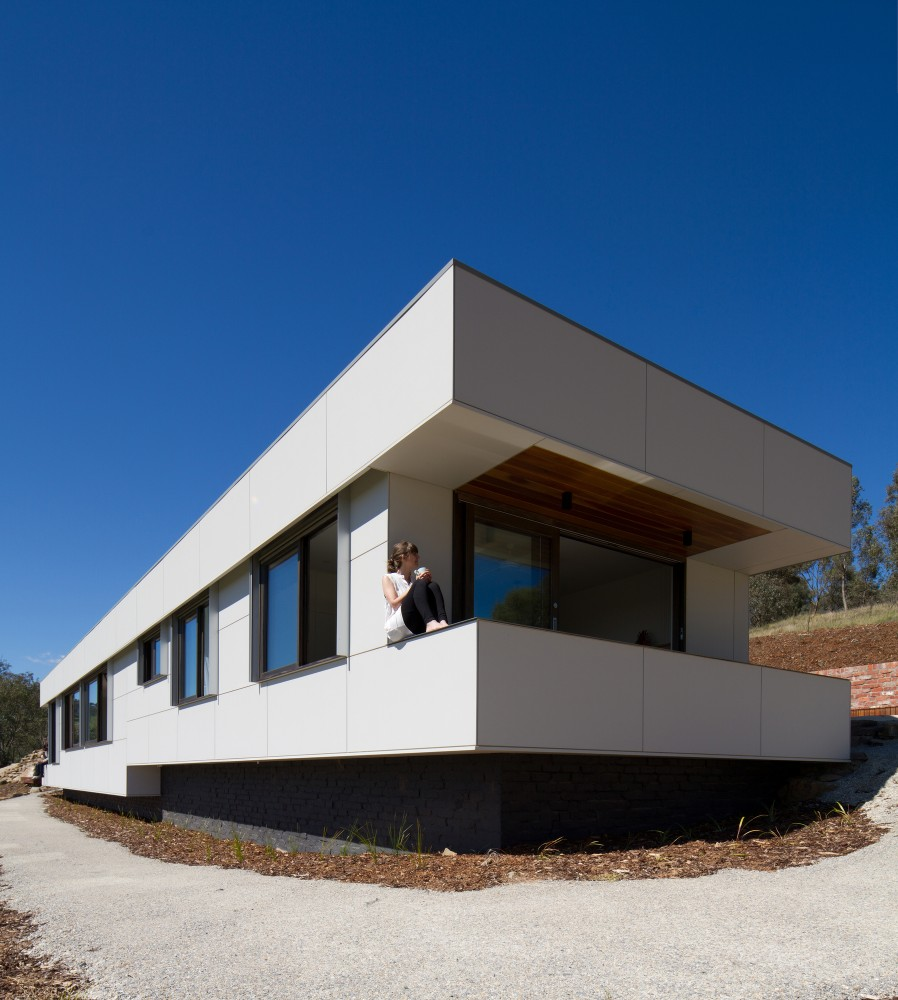 Splitters Creek House / Nest Architects