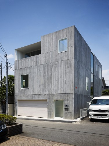 Daici ano - Takanawa house by o f d hiroyuki ito ...