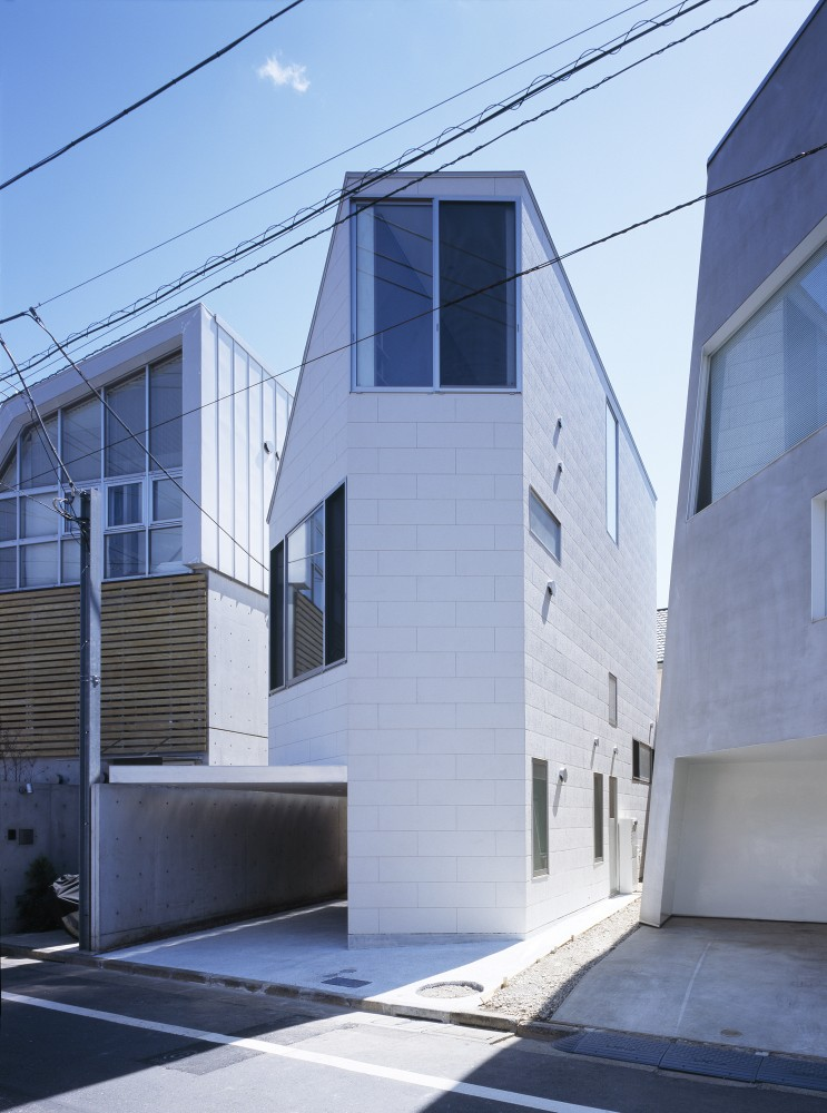 Matsubara House / Hiroyuki Ito + O.F.D.