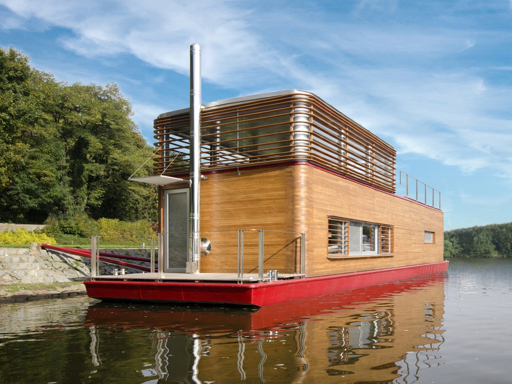 The SayBoat / Milan Řídký