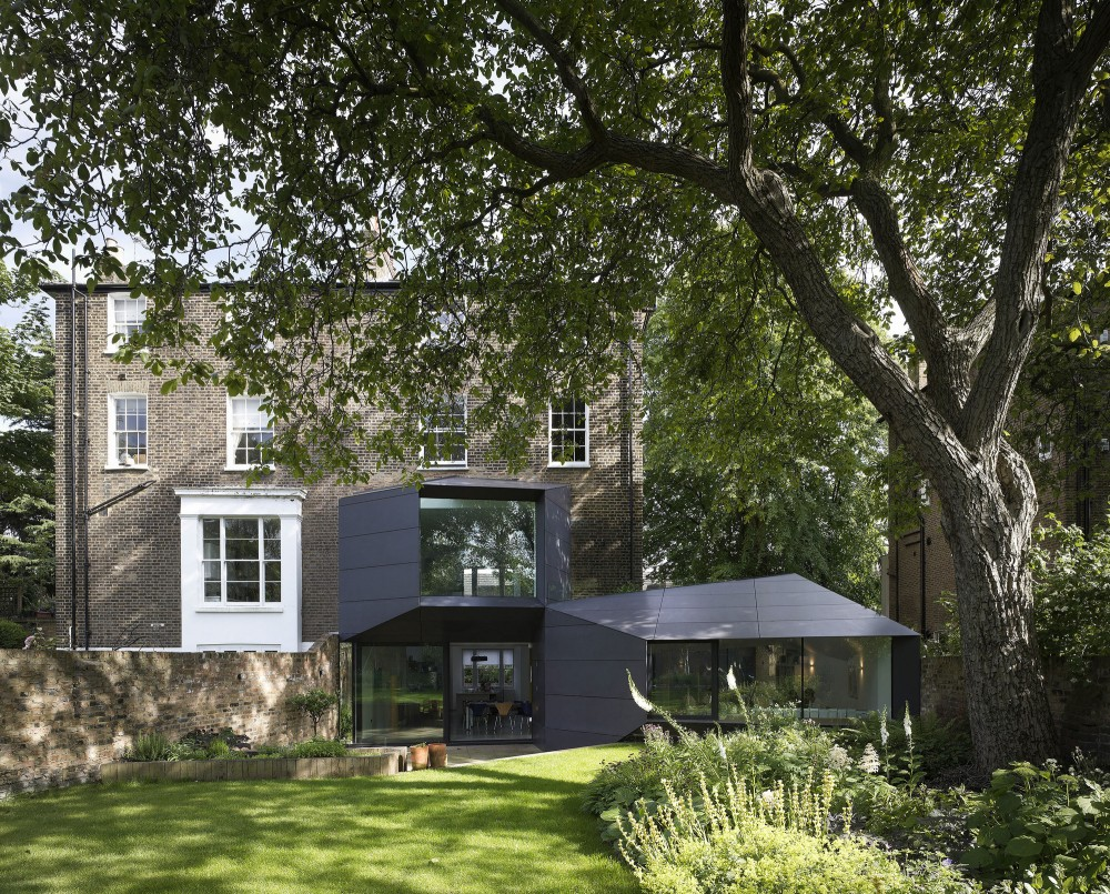 Lens House / Alison Brooks Architects