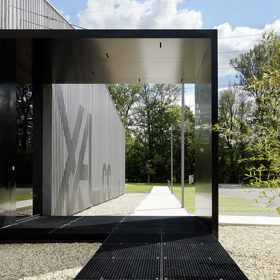 XAL Competence Center / INNOCAD Architektur