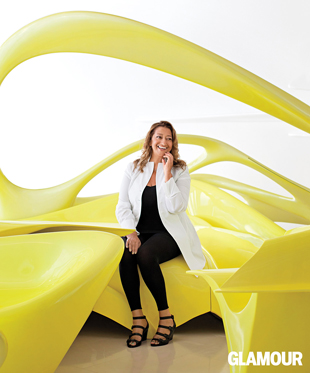 Glamour Magazine names Zaha Hadid as &#8216;Woman of the Year&#8217;