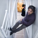Inside The Keret House - the World&#039;s Skinniest House - by Jakub Szczesny (11)  Polish Modern Art Foundation / Bartek Warzecha