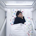 Inside The Keret House - the World&#039;s Skinniest House - by Jakub Szczesny (8)  Polish Modern Art Foundation / Bartek Warzecha