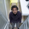 Inside The Keret House - the World&#039;s Skinniest House - by Jakub Szczesny (17)  Polish Modern Art Foundation / Bartek Warzecha