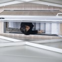Inside The Keret House - the World&#039;s Skinniest House - by Jakub Szczesny (5)  Polish Modern Art Foundation / Bartek Warzecha