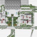 Taiyuan Southern Station West Plaza (7) masterplan