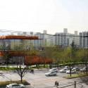 Daegu Gosan Public Library Competition Entry (3) Courtesy of Martin Fenlon Architecture
