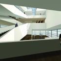 Daegu Gosan Public Library Competition Entry (6) Courtesy of Martin Fenlon Architecture