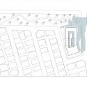 Daegu Gosan Public Library Competition Entry (7) site plan
