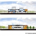 South Mountain Community Library / Richärd+Bauer (14) Sections - Courtesy of Richärd+Bauer