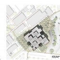 South Mountain Community Library / Richärd+Bauer (9) Site Plan - Courtesy of Richärd+Bauer