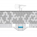 Conference Center Reconstruction Second Prize Winning Proposal (17) elevation