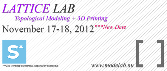 modeLab Lattice Lab