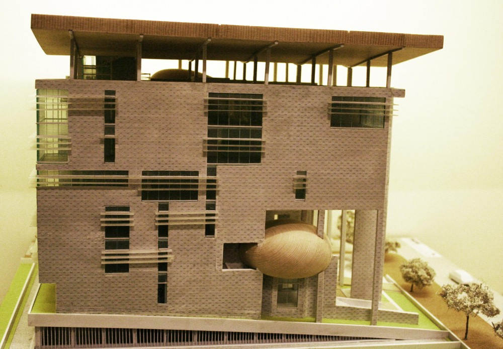 Office Complex for Delhi Pollution Control Committee Proposal / M:OFA Studios