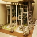 Office Complex for Delhi Pollution Control Committee Proposal (9) model 05