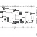 Jiading Office Complex Proposal (18) second floor plan