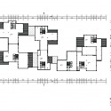 Jiading Office Complex Proposal (19) third floor plan