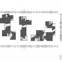 Jiading Office Complex Proposal (20) fourth floor plan