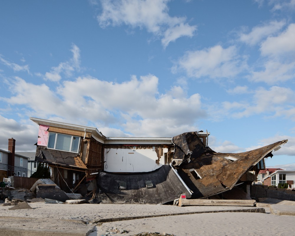 Photography: The Rockaways, Post-Sandy / Amanda Kirkpatrick
