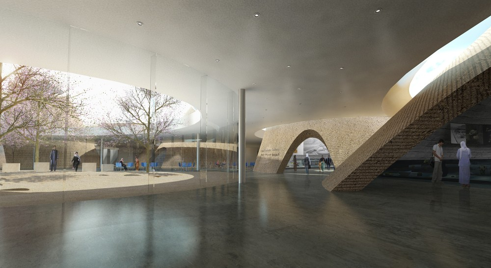 National Museum of Afghanistan / Line and Space