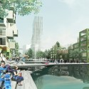 H+ Bredgatan Winner of the WAN Awards 2012 Urban Regeneration (5) Courtesy of Erik Giudice Architects