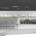 Daegu Gosan Public Library Competition Entry (4) Courtesy of wHY Architecture & Design
