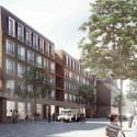 Sølund Retirement Community Second Prize Winning Proposal (1) Courtesy of Henning Larsen Architects