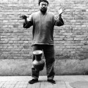 &quot;Ai Weiwei: According to What?&quot; (12) Ai Weiwei, second panel of the triptych Dropping a Han Dynasty Urn, 1995/2009. Image courtesy of the artist.